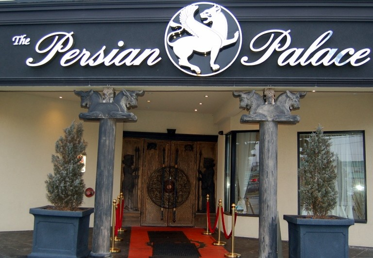 The Persian Palace